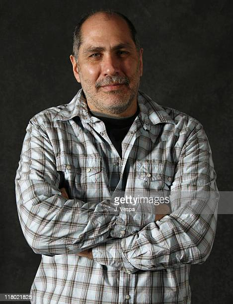 Guillermo Arriaga writer/producer during 2007 Sundance Film Festival The Night Buffalo Portraits at Delta Sky Lodge in Park City Utah United States