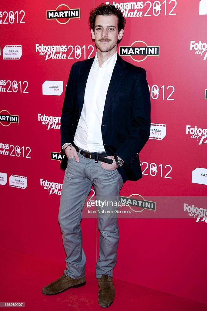 Guillermo Barrientos attends Fotogramas awards 2013 at the Joy Eslava Club on March 11, 2013 in Madrid, Spain.