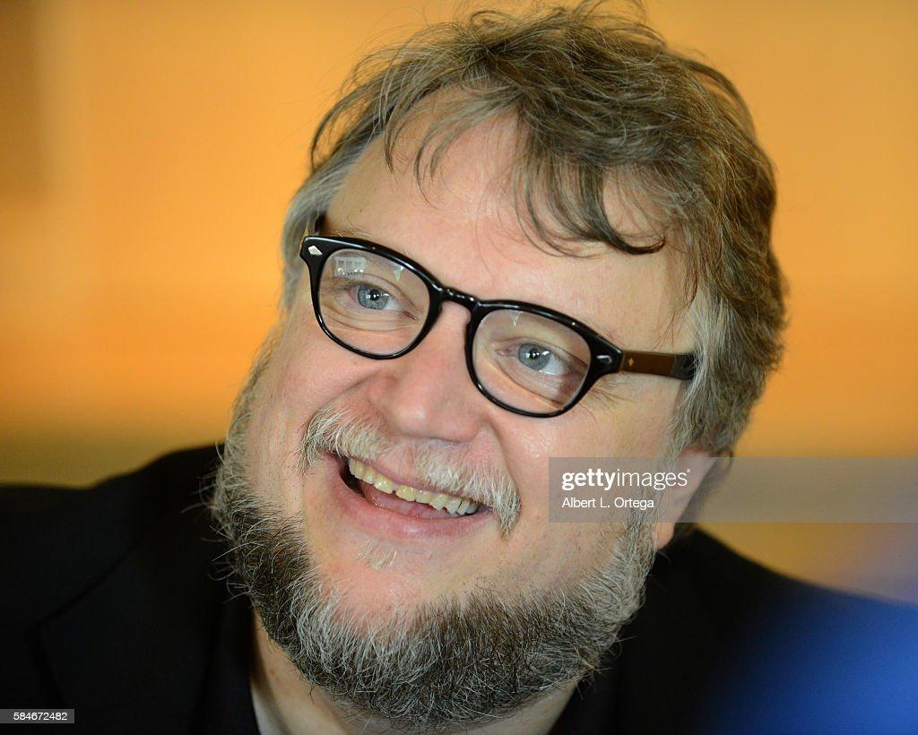 Guilhermo Del Toro for guillermo del toro book signing for
