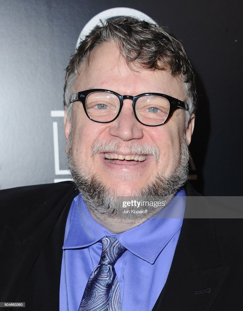 Guillermo del Toro attends the 43rd Annual Los Angeles Film Critics Association Awards on January 13, 2018 in Los Angeles, California.