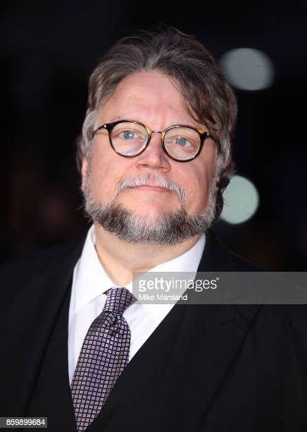 Guillermo del Toro attends the American Airlines Gala UK Premiere of 'Shape Of Water' during the 61st BFI London Film Festival on October 10 2017 in...