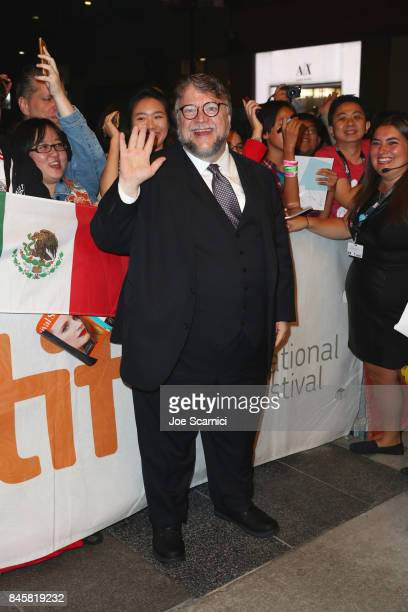 Guillermo del Toro attends The Shape of Water premiere during the 2017 Toronto International Film Festival at The Elgin on September 11 2017 in...