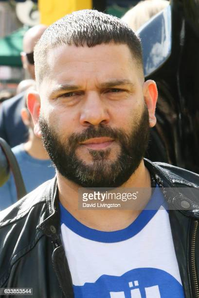 Guillermo Diaz attends the Premiere of Warner Bros Pictures' The LEGO Batman Movie at the Regency Village Theatre on February 4 2017 in Westwood...