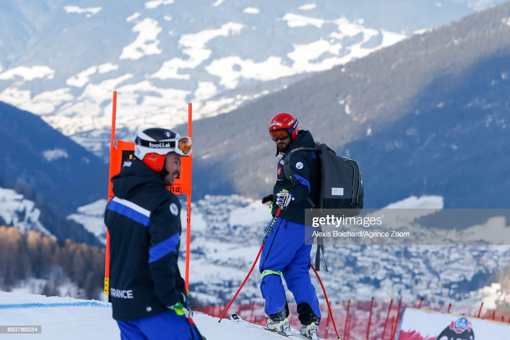 Audi FIS Alpine Ski World Cup - Men's Downhill