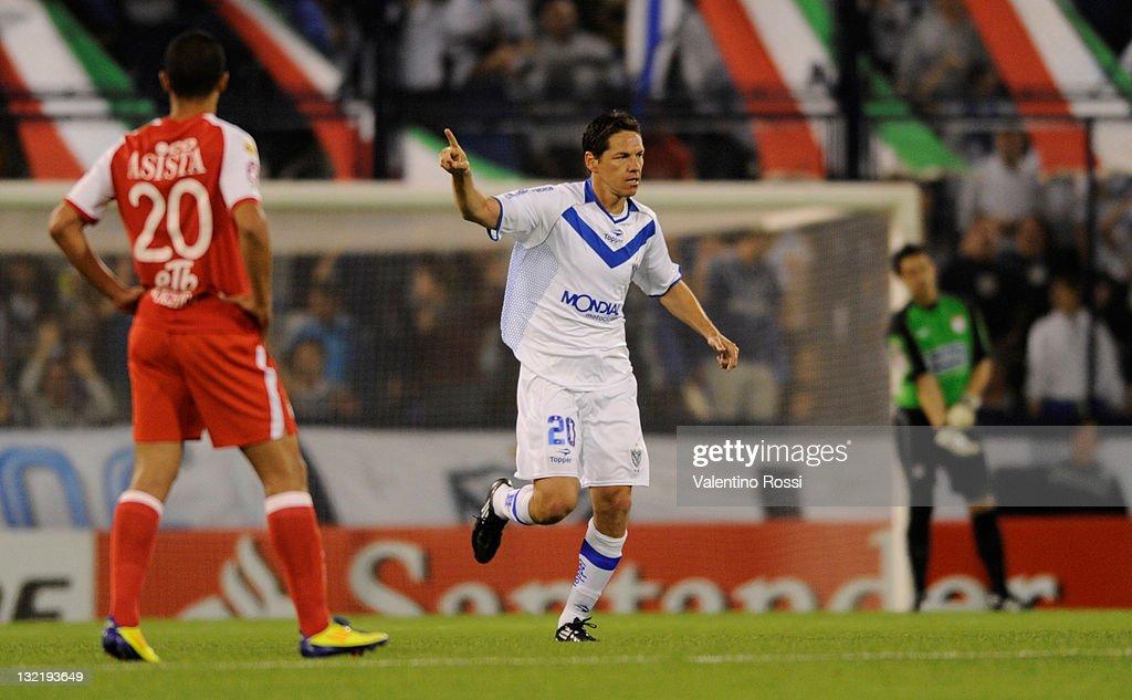 Velez v Independiente Santa Fe - Copa Sudamericana
