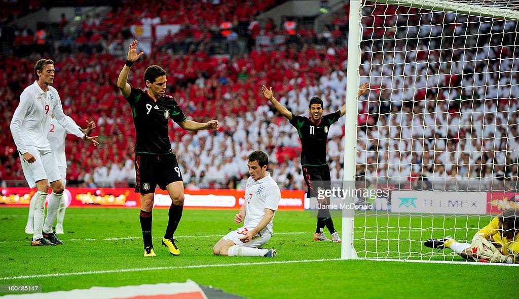 England v Mexico - International Friendly
