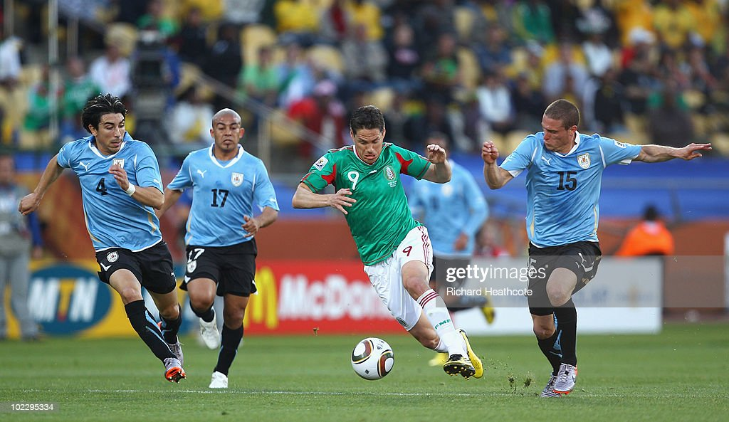 Mexico v Uruguay: Group A - 2010 FIFA World Cup