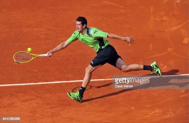 Guillermo GARCIA LOPEZ - - Roland Garros 2012 - Photo: Dave Winter / Icon Sport.