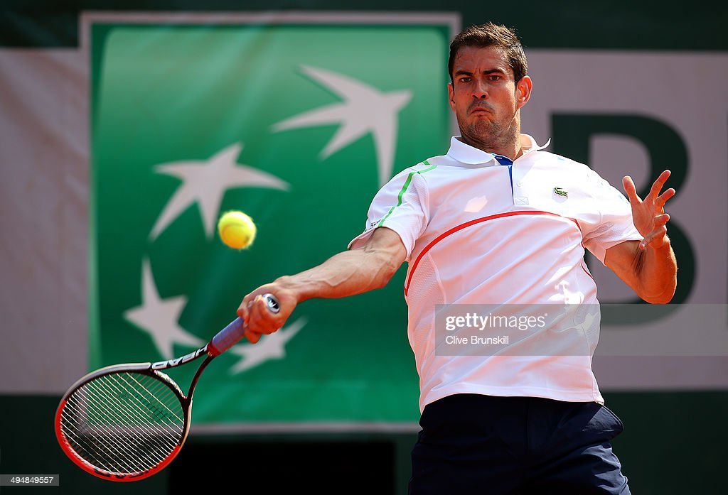 2014 French Open - Day Seven : News Photo