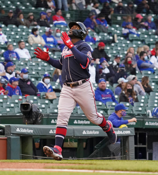 IL: Atlanta Braves v Chicago Cubs