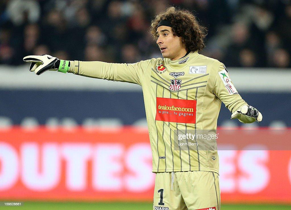 Paris Saint-Germain FC v AC Ajaccio - Ligue 1 : Photo d'actualité