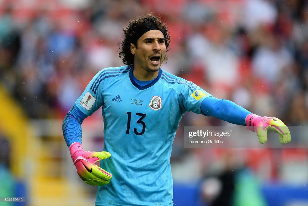 Portugal v Mexico: Play-Off for Third Place - FIFA Confederations Cup Russia 2017 : News Photo