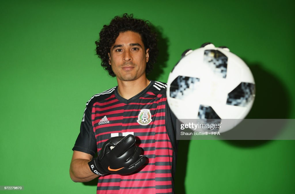 RUS: Mexico Portraits - 2018 FIFA World Cup Russia