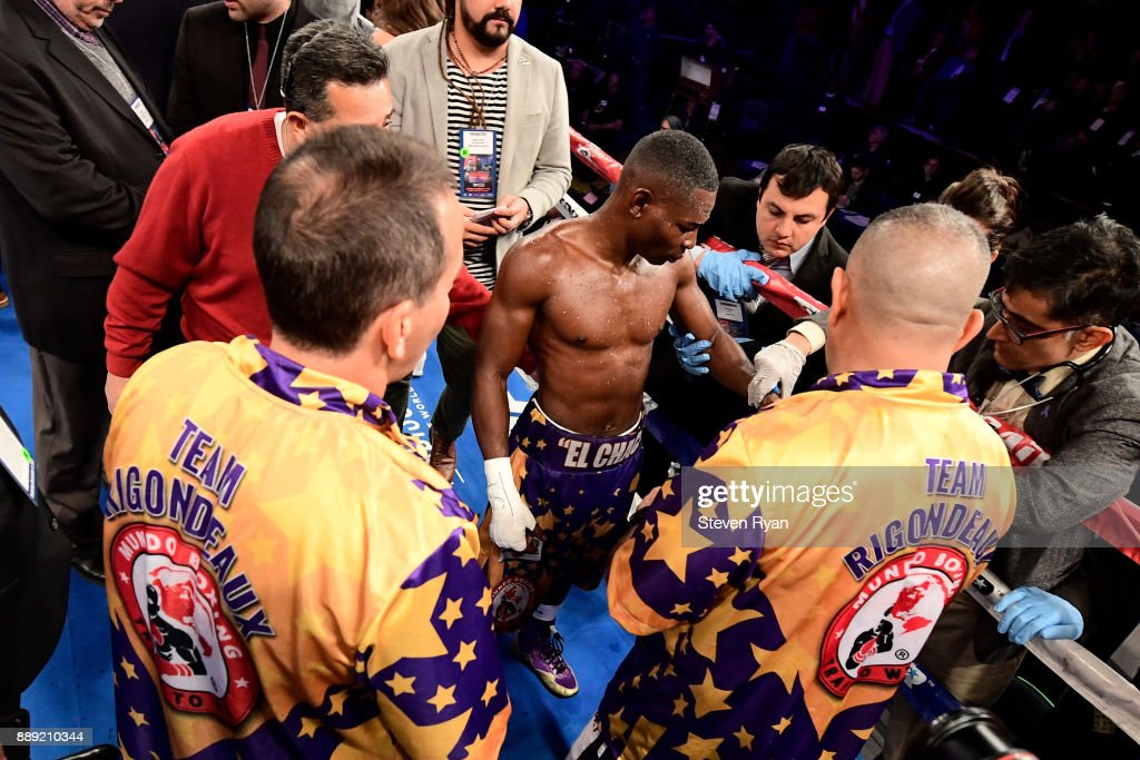 Vasyl Lomachenko v Guillermo Rigondeaux : News Photo