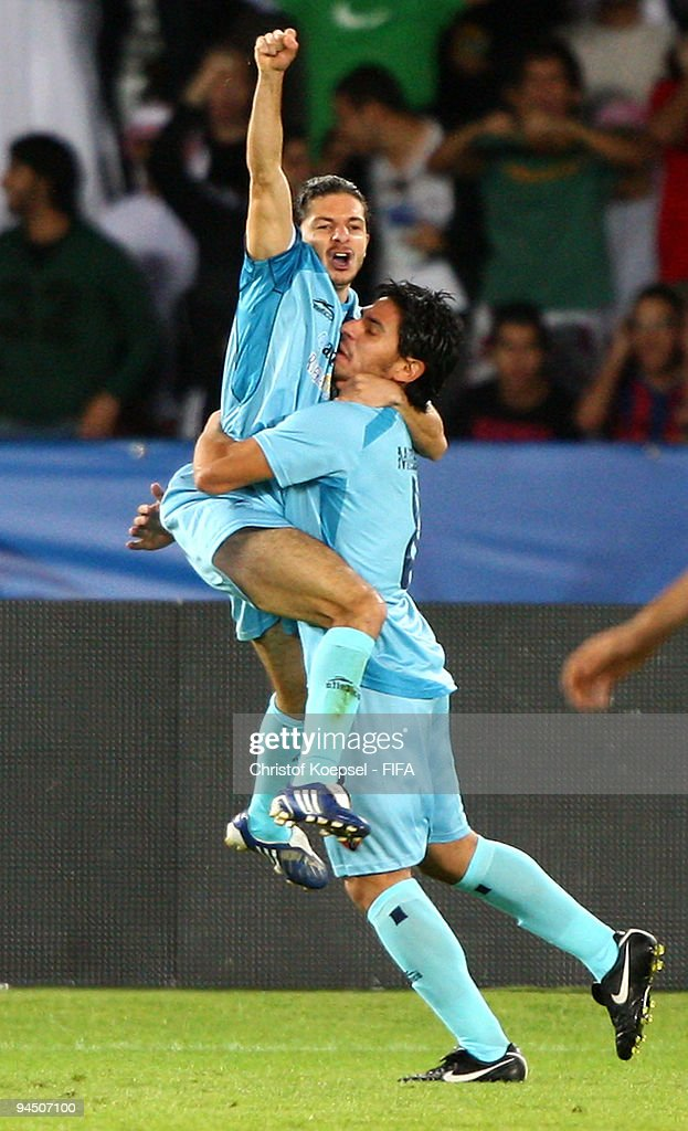 Atlante v Barcelona - FIFA Club World Cup 2009