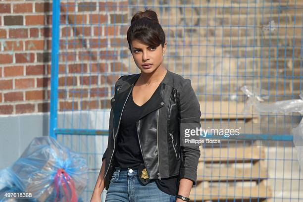 QUANTICO Guilty At Quantico the NATS attend a class with guest speaker Dr Susan Langdon played by Anne Heche Dr Langdon is a former agent and...