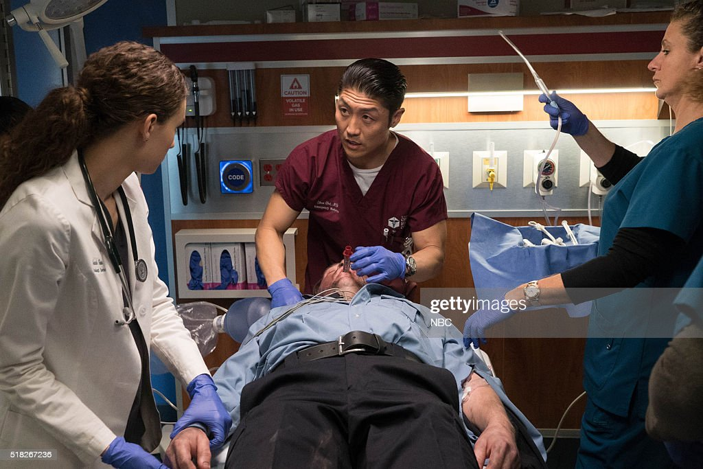 "NBC's ""Chicago Med"" - Season 1"