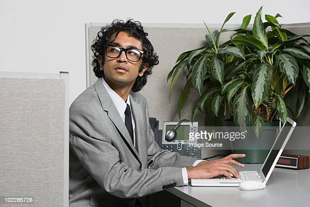 guilty looking businessman - suspicion stock pictures, royalty-free photos & images