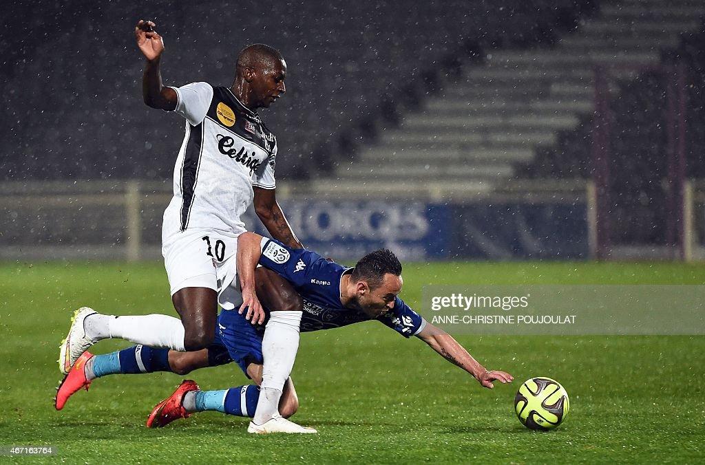 SC Bastia v EA Guingamp - Ligue 1
