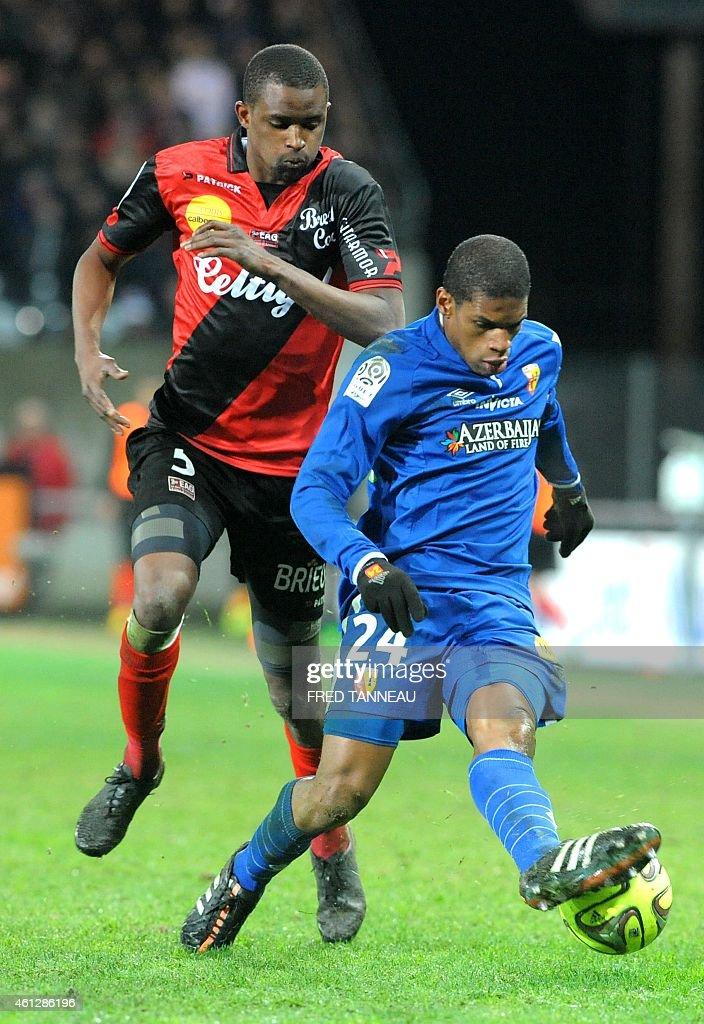 EA Guingamp v RC Lens - Ligue 1