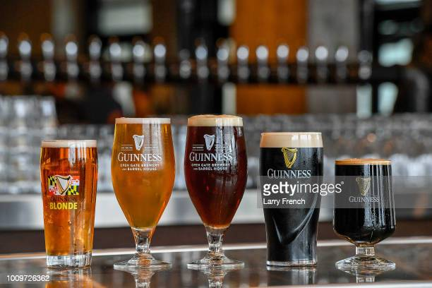 Guinness Open Gate Brewery Barrel House the first Guinness brewery in the US in more than 60 years held a ribbon cutting on August 2 2018 in...