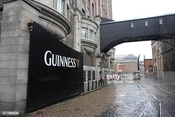 Guinness Storehouse St James's Gate Brewery Dublin Ireland Photo Tim Clayton