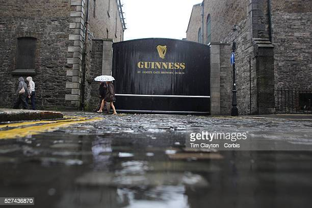 Guinness Storehouse St James's Gate Brewery Dublin Ireland Photo Tim Clayton