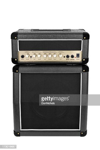 Guitar Amplifier Isolated