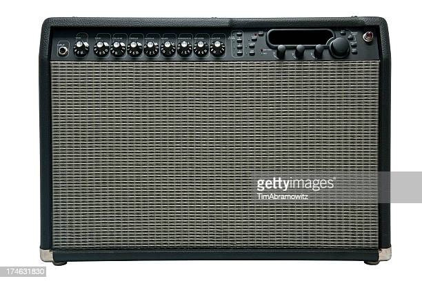guitar amplifier - amplifier stock pictures, royalty-free photos & images