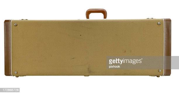 Guitar Case with Path