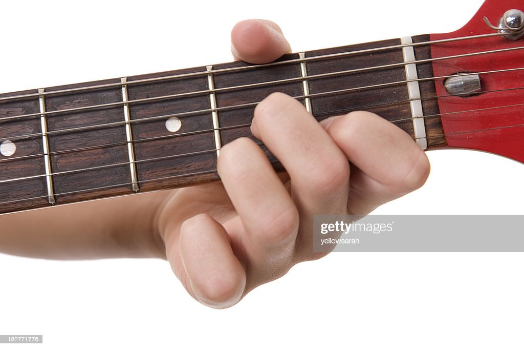Guitar Chord D7 Stock Photo Getty Images