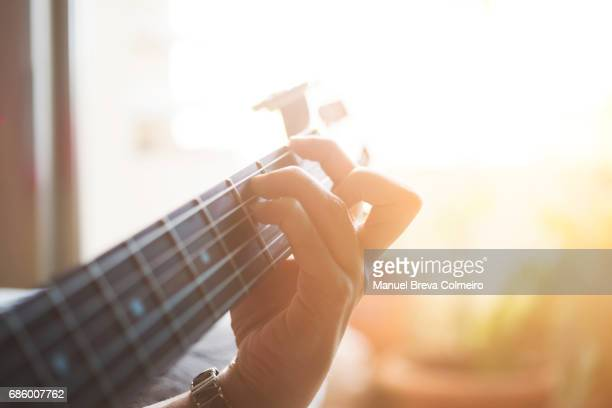 guitar chords - music style stock pictures, royalty-free photos & images