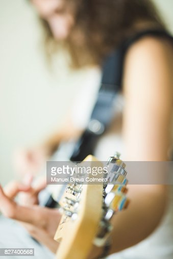 Guitar Chords Stock Photo | Getty Images