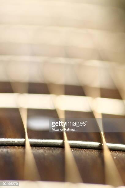 guitar fret board - mizanur rahman stock pictures, royalty-free photos & images