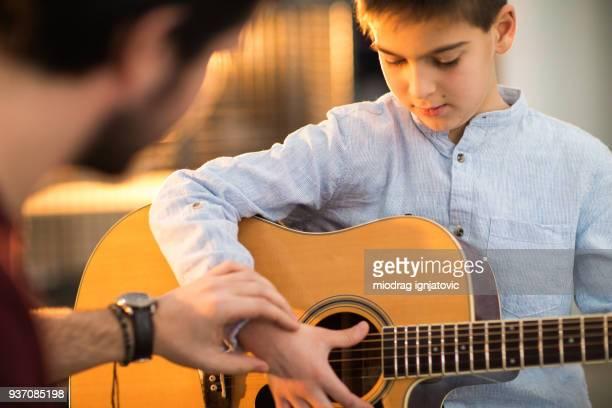 Gitarre-Unterricht