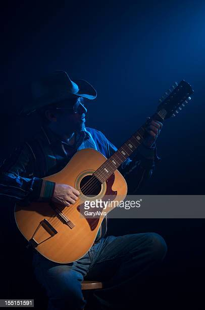 guitar - country and western music stock pictures, royalty-free photos & images