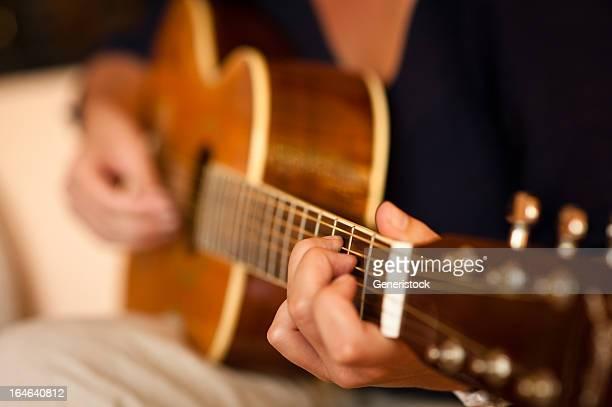 chitarra - chitarra classica foto e immagini stock