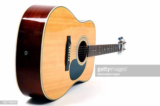guitar - acoustic guitar stock pictures, royalty-free photos & images