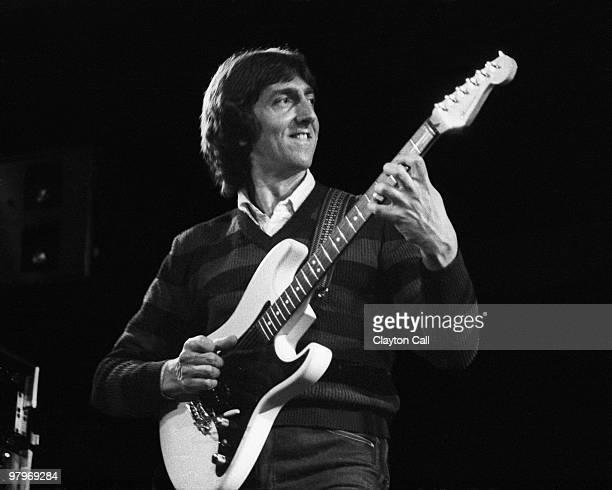 Guitarist Allan Holdsworth performing at the Keystone in Berkeley CA on September 01 1983
