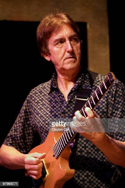 Guitarist Allan Holdsworth performing at Yoshi's in Oakland CA on October 01 2006