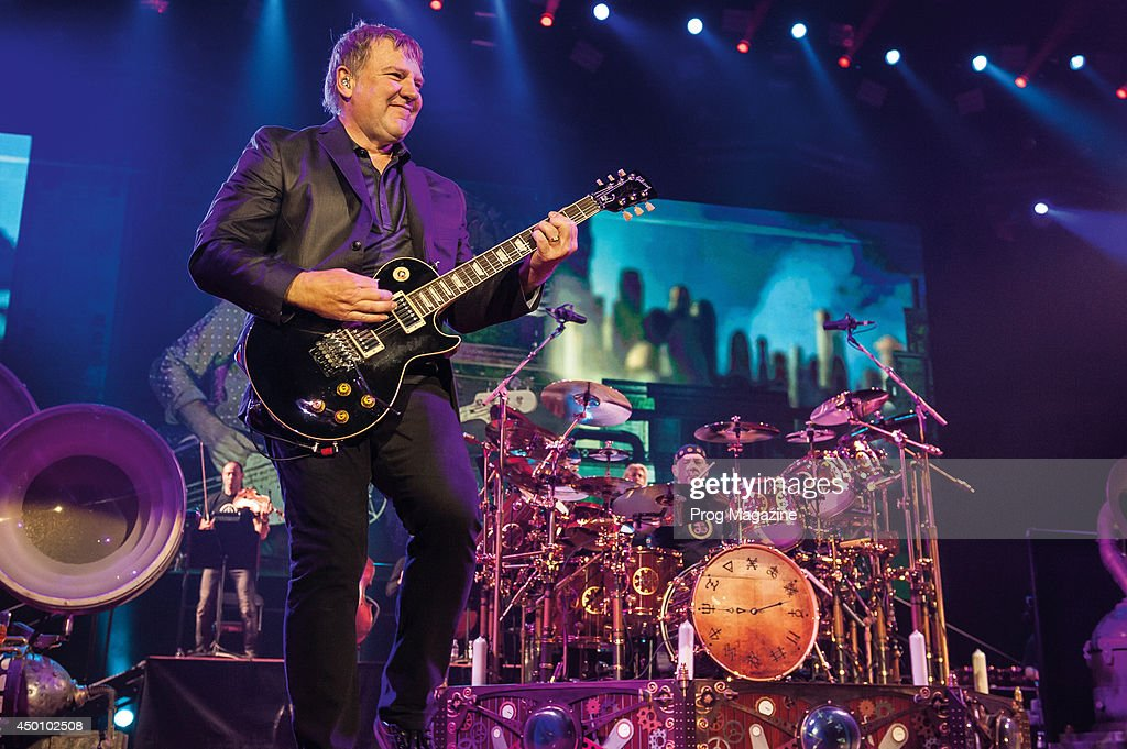 Rush Live At The O2 Arena