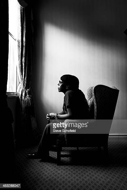 Guitarist and music producer Nile Rodgers is photographed on September 25 2009 in London England