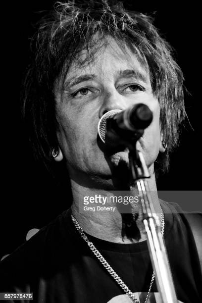 Guitarist Billy Morrison performs at the UCLA Operation Mend 10 Year Anniversary at the Home of Founder Ron Katz Sponsored by The Thalians...