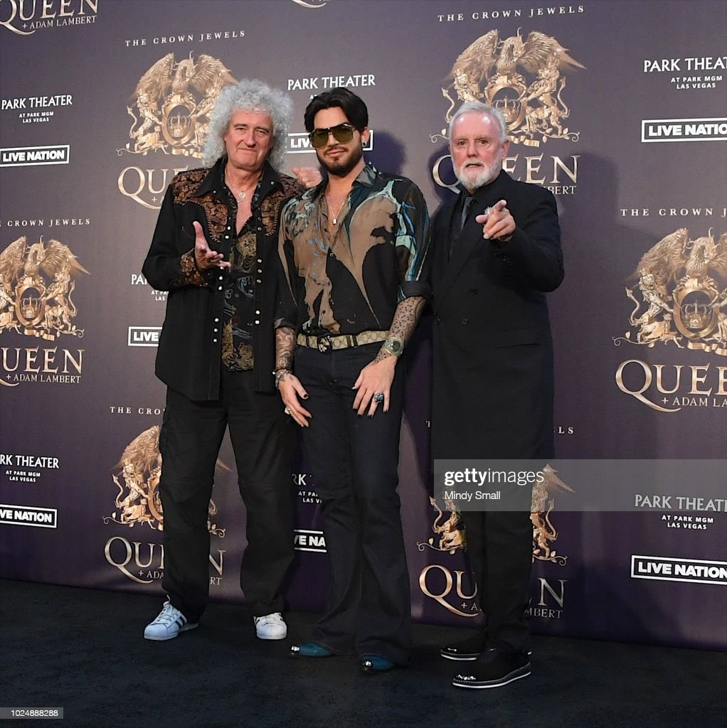 Queen + Adam Lambert Make Grand Entrance To Kick Off Limited Engagement Vegas Shows