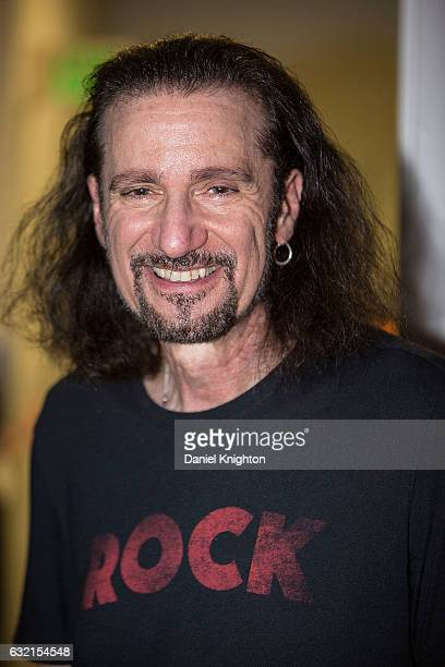 Guitarist Bruce Kulick of Grand Funk Railroad attends the The 2017 NAMM Show Day 1 on January 19 2017 in Anaheim California