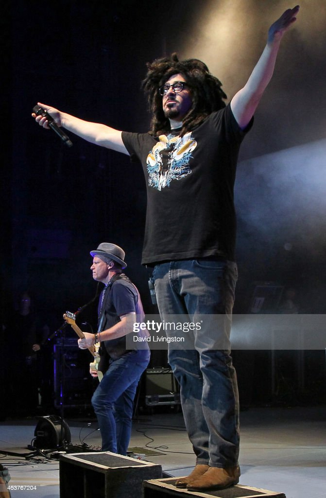 The Counting Crows Performs At The Greek Theatre