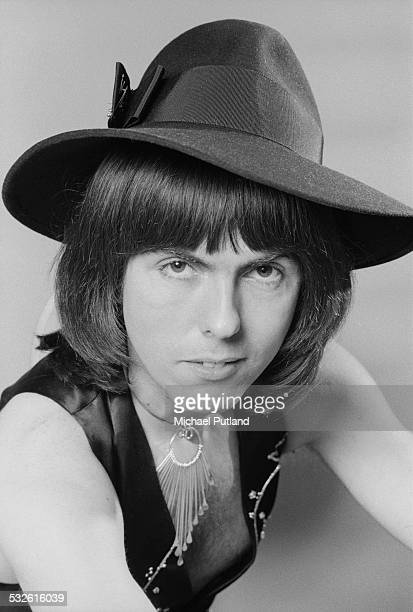 Guitarist Dave Hill of English rock group Slade 17th February 1975