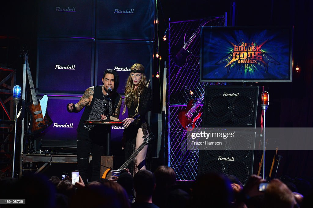 6th Annual Revolver Golden Gods Award Show - Show