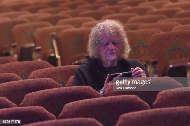 Guitarist Denny Walley attends the 'Hampton 70 A Celebration Of Col Bruce Hampton' at The Fox Theatre on May 1 2017 in Atlanta Georgia