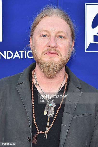 Guitarist Derek Trucks at Icon The Life And Legacy Of BB King a live tribute concert presented by the GRAMMY Foundation and GRAMMY Museum and...